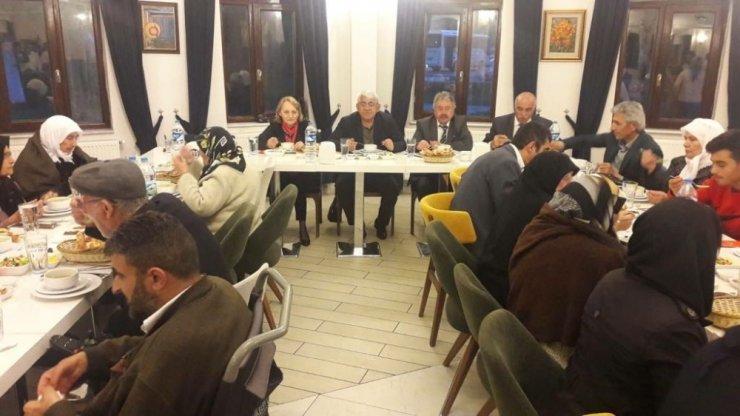 Kars Belediyesi İftar Yemeği Verdi