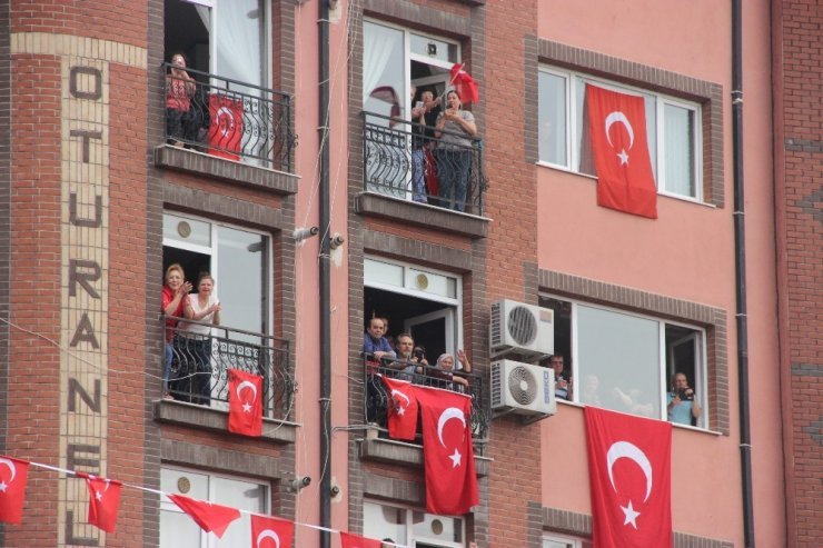 Muharrem İnce Eskişehir'de