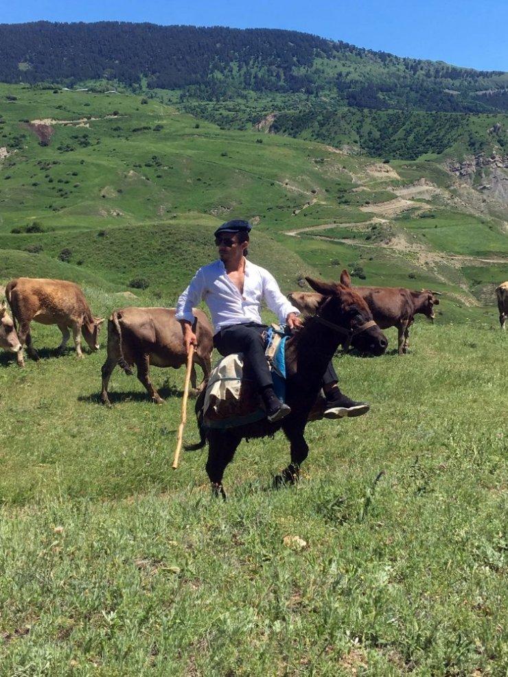 Ünlü Şef Nusret Erzurum'da