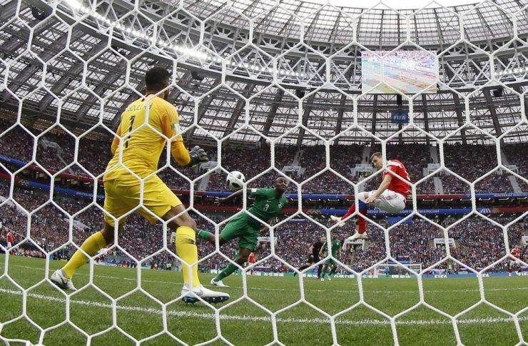 Dünya Kupası, Gol Şovuyla Başladı