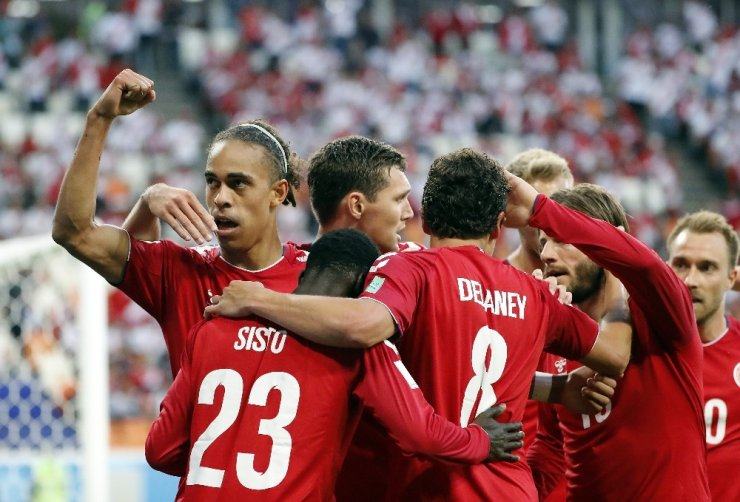 Danimarka, Peru'yu 1-0 Mağlup Etti