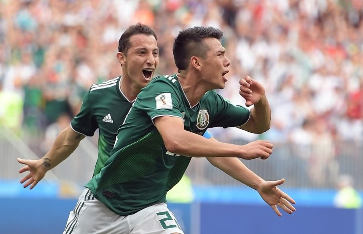 Meksika, Panzerleri Devirdi