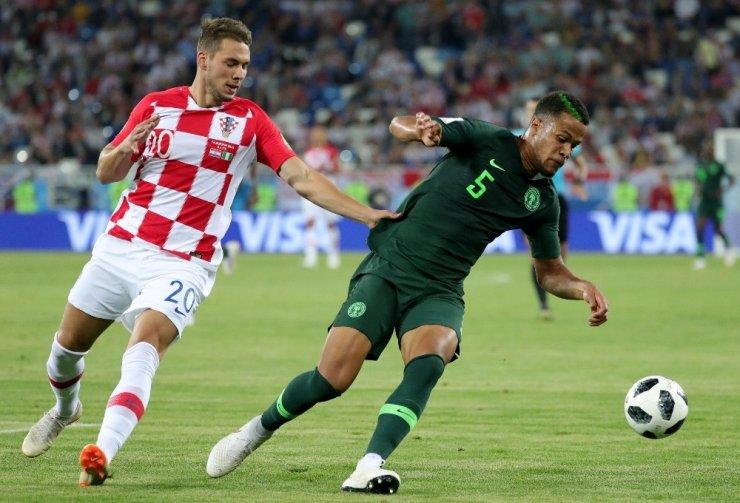 Hırvatistan, Nijerya'yı 2-0'la Geçti