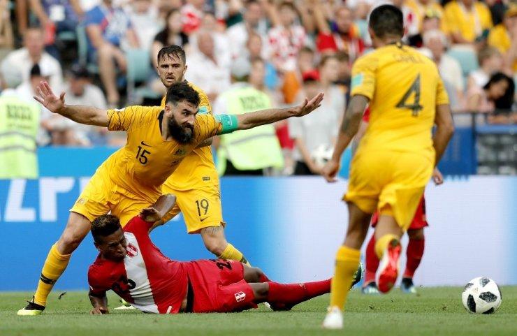 Peru, Avustralya'yı 2-0 Mağlup Etti