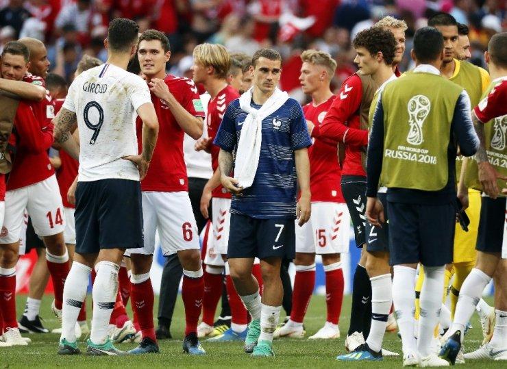 Fransa ve Danimarka Yenişemediler