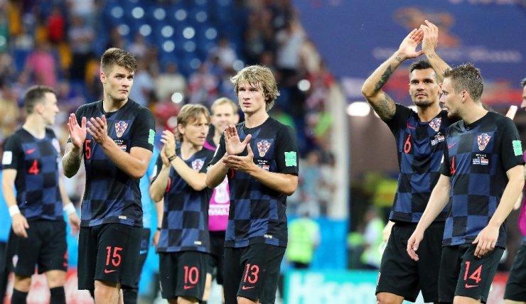 Hırvatistan, İzlanda'yı 2-1 Mağlup Etti