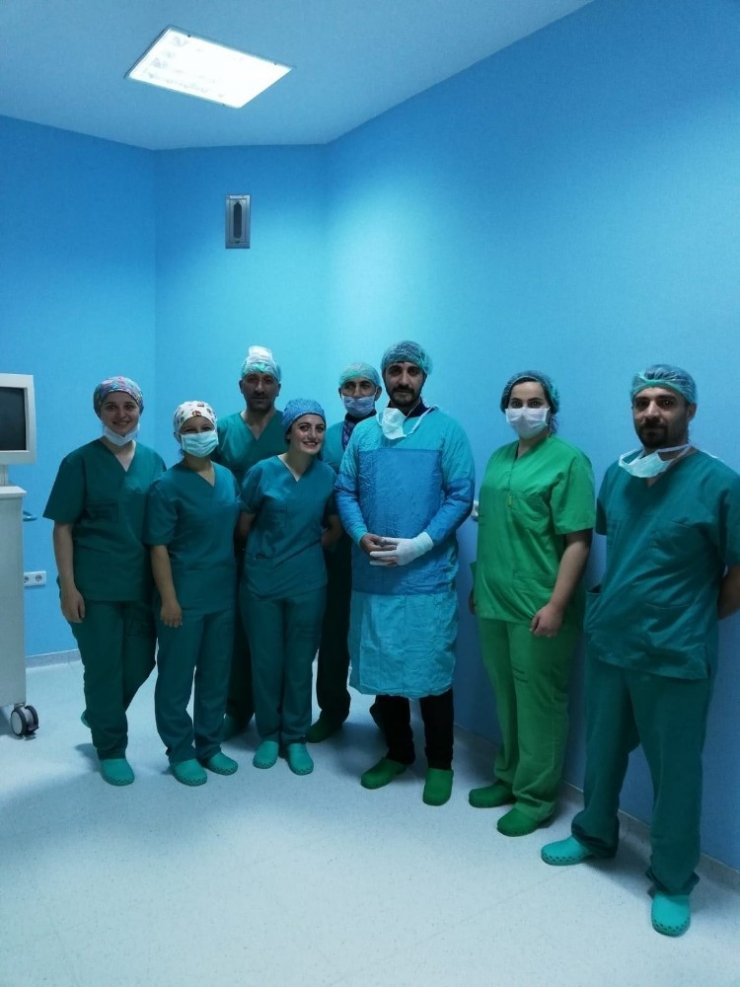 Ardahan'ın İlk Kalp Pili Ameliyatı