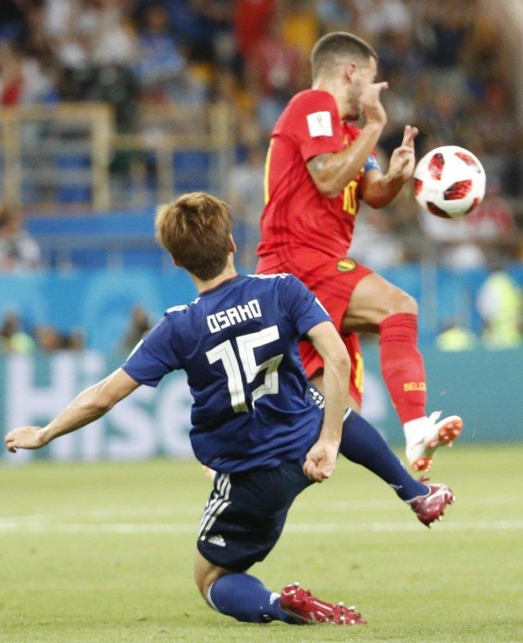 Belçika Geriden Gelip Çeyrek Finale Çıktı