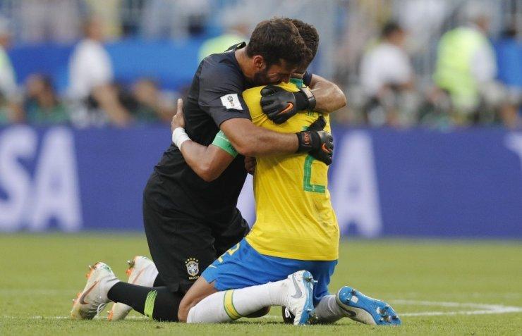 Brezilya, Çeyrek Finalde