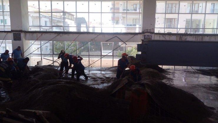 Ankara'da İnşaat Çöktü: 3 Ölü, 1 Yaralı