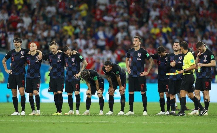 Hırvatistan Yarı Finalde