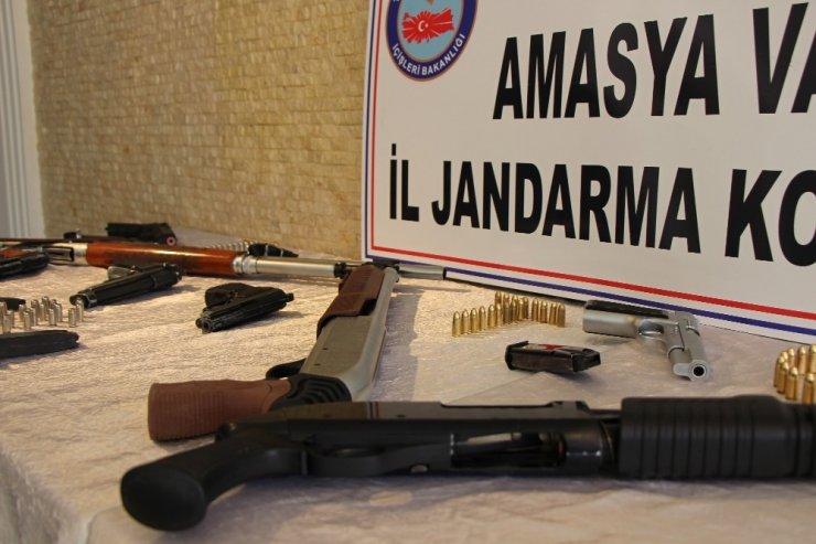 Amasya'da 'Düğün Dernek' Operasyonu