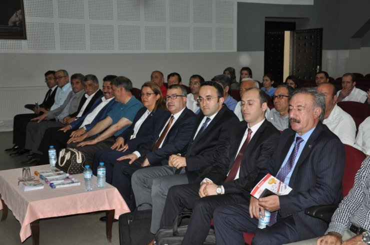 Kars'ta 'Vergi Barışı' Bilgilendirme Toplantısı