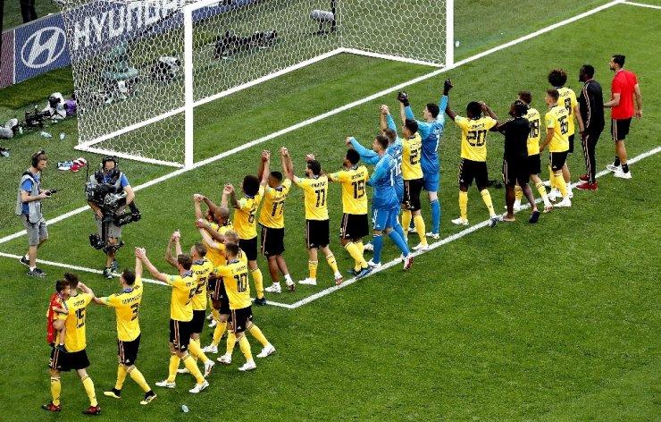 Belçika 'Dünya Kupası'nda Üçüncü Oldu