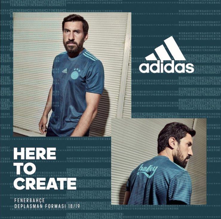 Fenerbahçe'nin Yeni Sezon Formaları