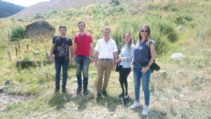 Kars'ın 'Biyolojik Çeşitlilik Envanter ve İzleme Projesi'