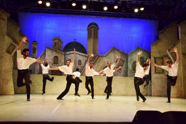 Bodrum'da Bale Festivali
