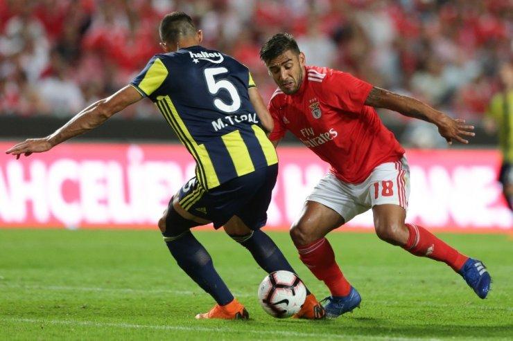 Benfica, Fenerbahçe'yi 1-0'la Geçti