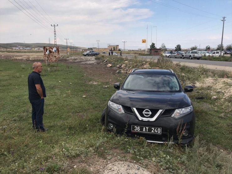 Meclis Başkanı Dallı'nın Aracı Kaza Yaptı