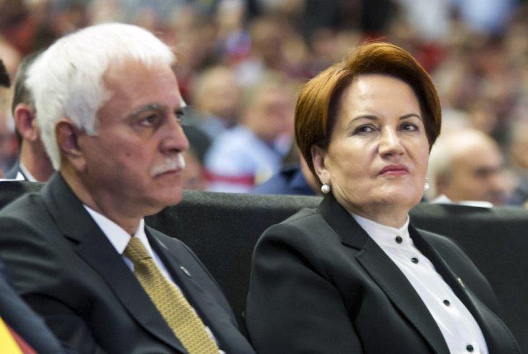 İyi Parti Genel Başkanı Akşener: