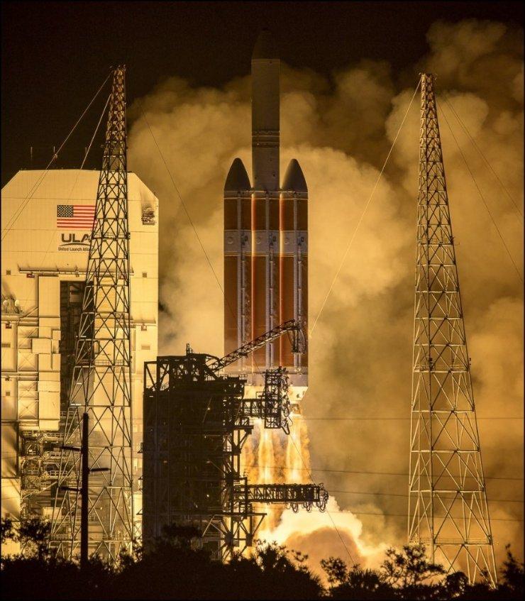 NASA Güneş'e Uydu Fırlattı