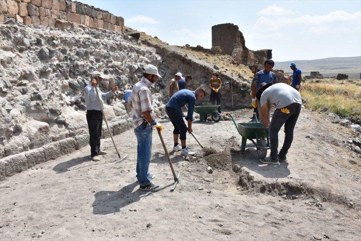 Ani'de Arkeolojik Kazı Çalışmaları
