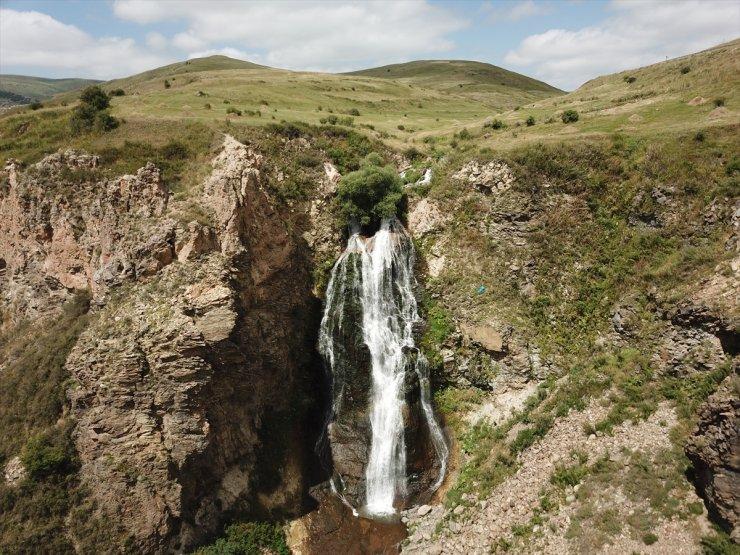 Turizme Kazandırılan Susuz Şelalesi Ziyaretçileri Büyülüyor