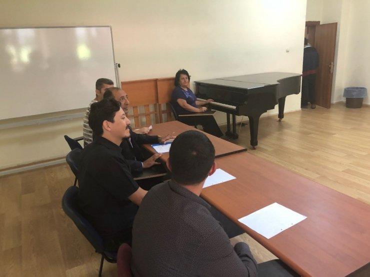 KAÜ'de Özel Yetenek Sınavı