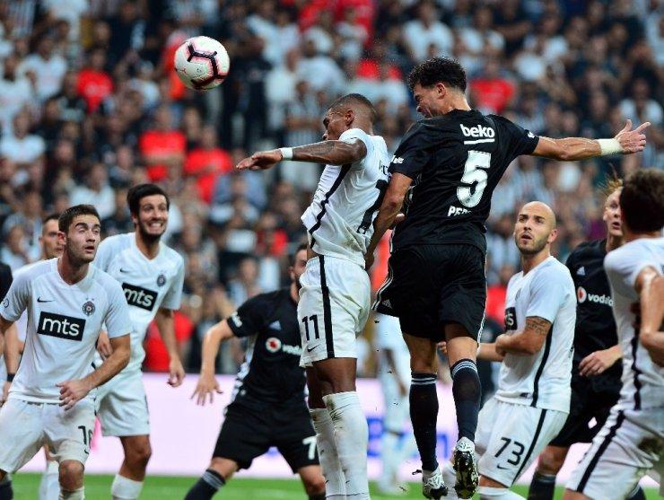 Beşiktaş, UEFA Avrupa Ligi Gruplarına Kaldı