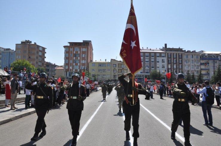 Kars'ta Zafer Bayramı Kutlamaları