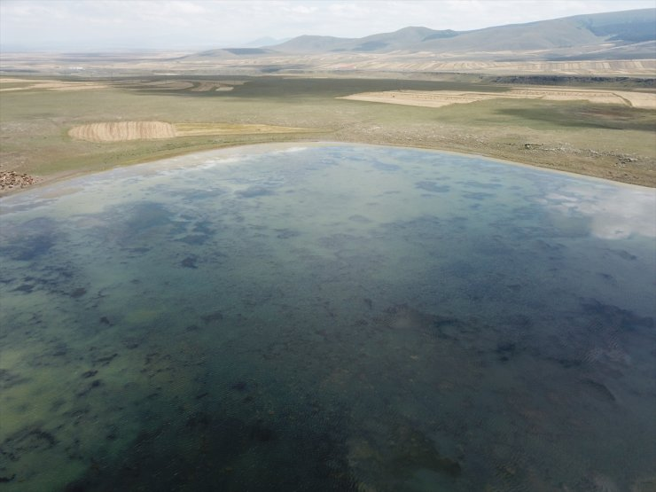 Gizli Cennet 'Asboğa Gölü'
