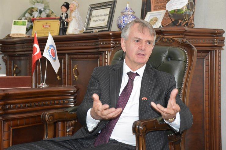 Kanada'nın Ankara Büyükelçisi Kars'ta