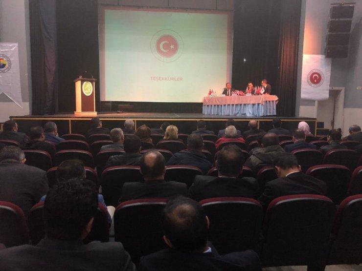 KATSO'dan Tanıtım Toplantısı
