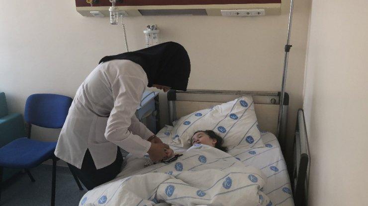 Rusya'dan Kars'a Ameliyat İçin Geldi