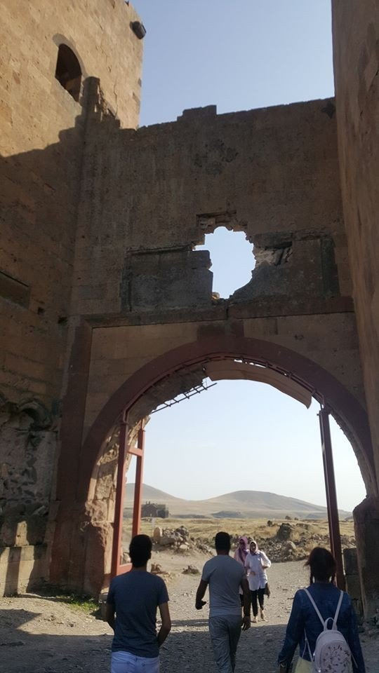 Ani Antik Kenti'ne Yoğun İlgi