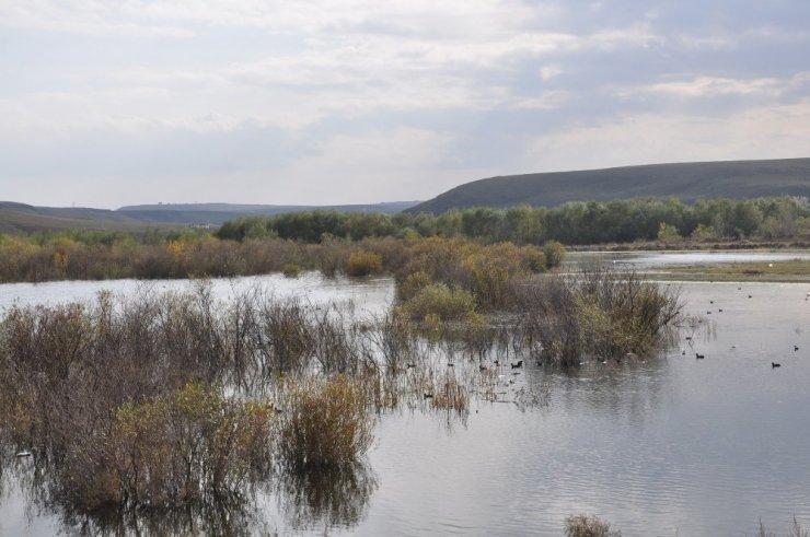'Kuyucuk Gölü' Kurudu