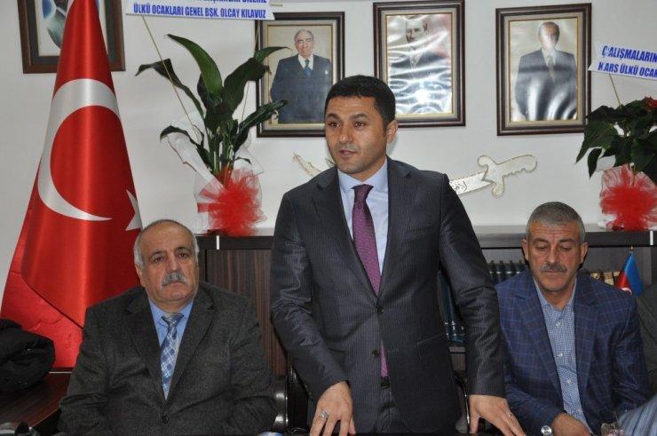 MHP Kars İl Başkanı Basınla Buluştu