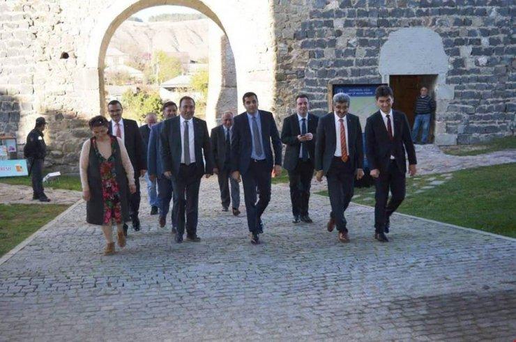 Ardahan'dan Gürcistan'a Resmi Ziyaret