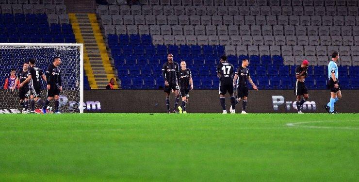 Beşiktaş'ın Başakşehir Kabusu