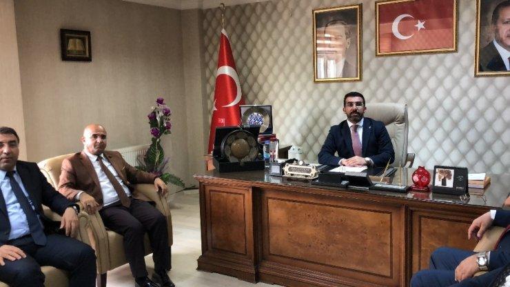 AK Parti İl Başkanı Çalkın'ın Basın Toplantısı