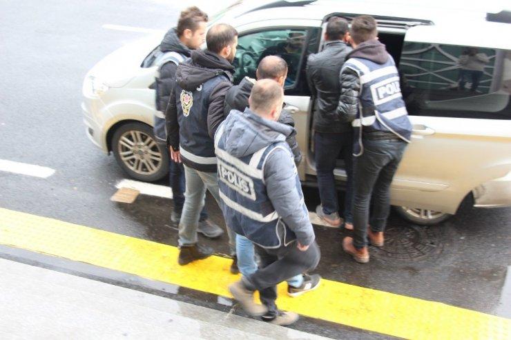 Hırsızlar Erzurum'da Yakalandı