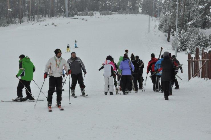 Sarıkamış'ta Kayak Sezonu 8 Aralık'ta Açılıyor