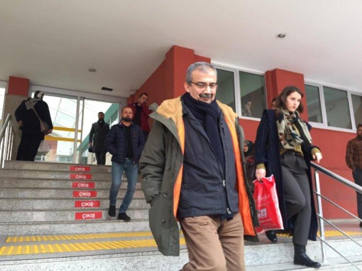 Sırrı Süreyya Önder 'Cezaevi'ne Girdi