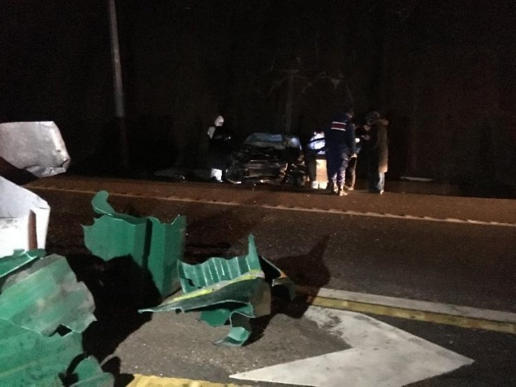 Vali Yardımcısı Kazada Hayatını Kaybetti