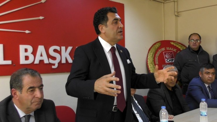 Faruk Demir'e Ardahan'da Coşkulu Karşılama