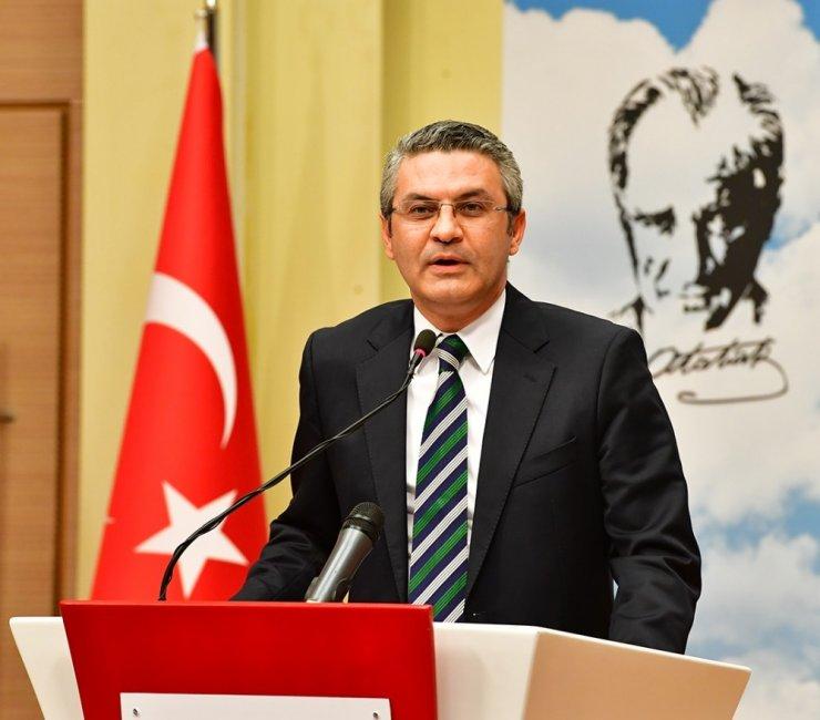 CHP'den 'İttifak' Açıklaması