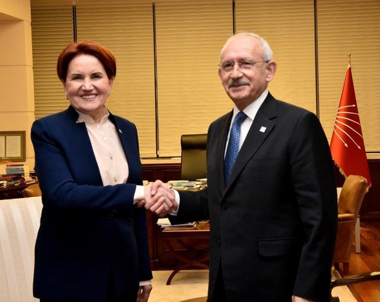 'CHP ile İyi Parti' İttifakta Anlaştı