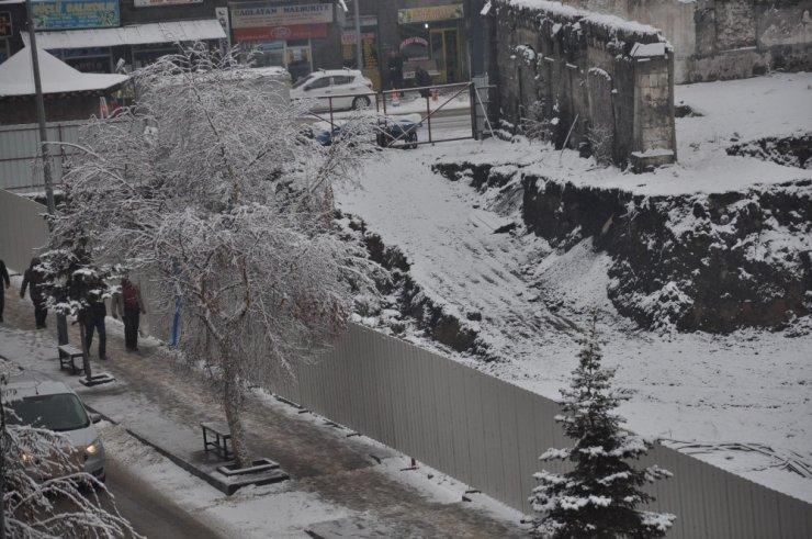 Kars'ta Kar Tatili