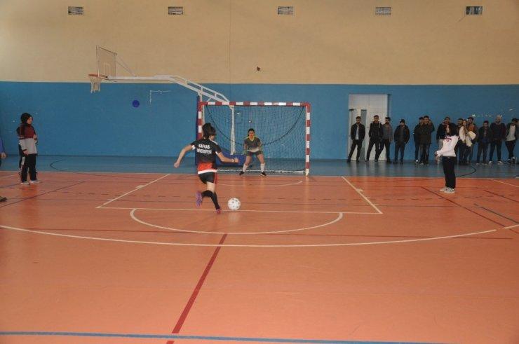 'Futsal Turnuvası' Sona Erdi