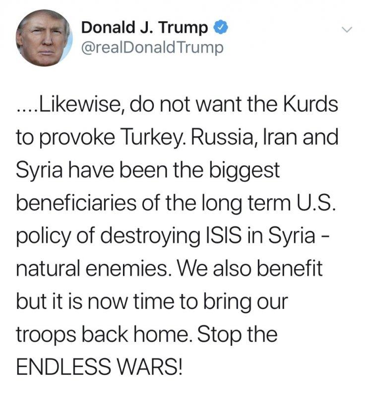 Trump, 'Türkiye'yi Mahvederiz'